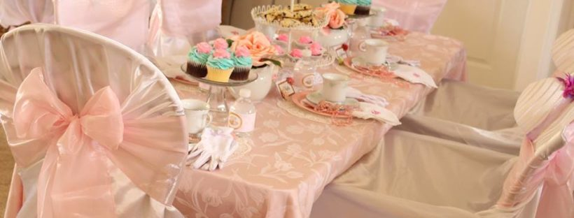 High Noon Tea Party