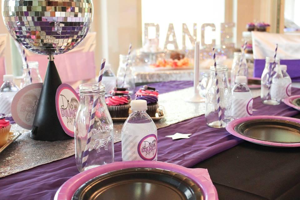 dance party decor